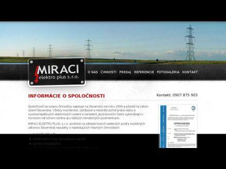 www.miraci.sk