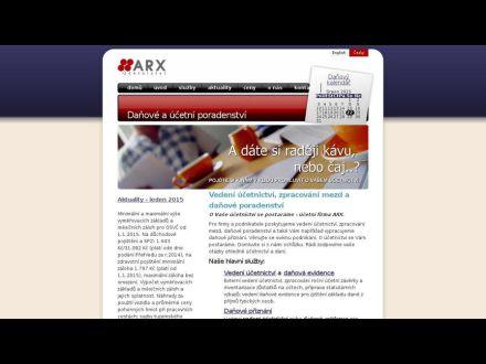 www.arx.cz