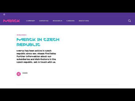 www.merck.cz