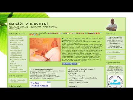 www.masaze-zdravotni.cz