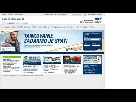 www.omv.sk