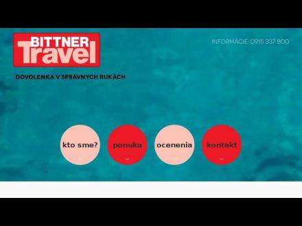 www.bittnertravel.sk