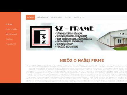 www.szframe.sk