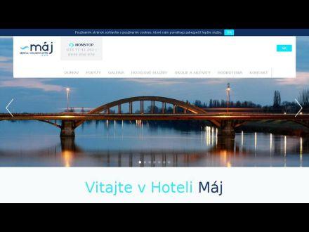 www.hotelmaj.sk