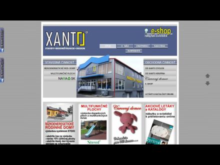 www.xanto.sk