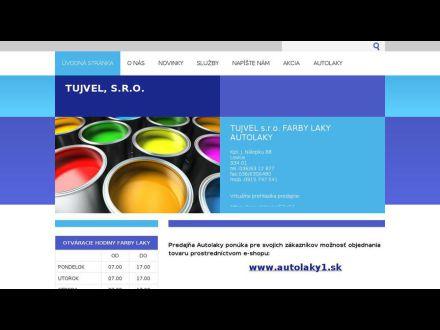 www.tujvel.sk