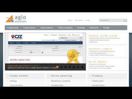 www.aglo.sk