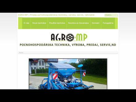 www.agromp.sk