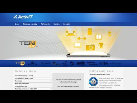 www.aktivit.sk