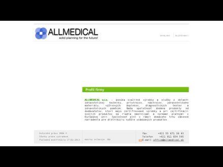 www.allmedical.sk