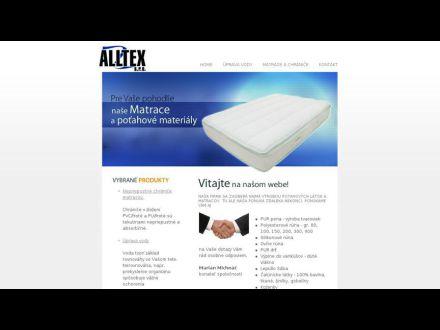 www.alltex.sk