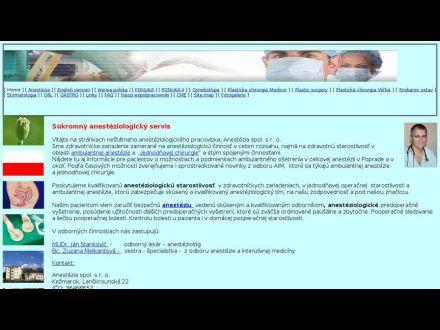 www.anesteza.sk