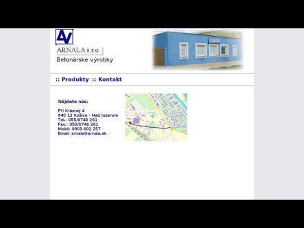 www.arnala.sk