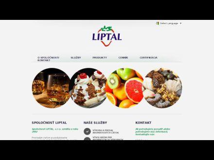 www.liptal.sk
