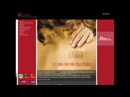 www.asante.sk