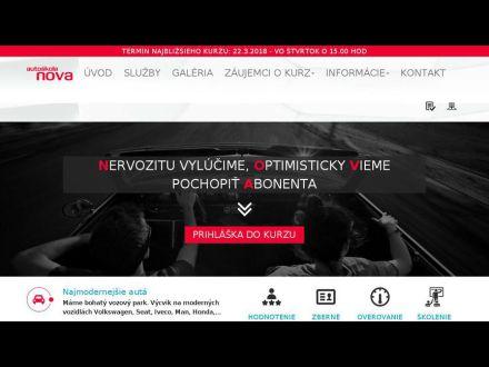 www.asnova.sk