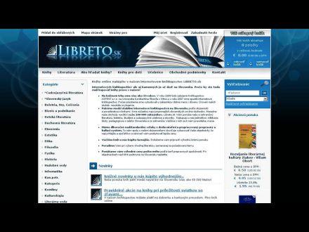 www.libreto.sk