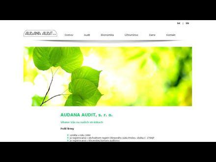 www.audana.sk
