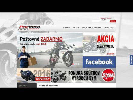 www.promoto.sk