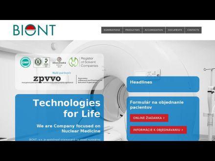 www.biont.sk