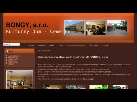 www.bongy.sk