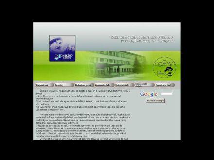www.zstajovpp.edu.sk