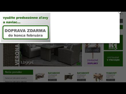 www.teakandgarden.sk