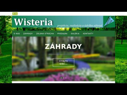 www.wisteria.sk