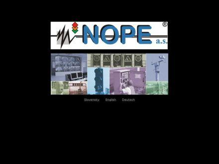 www.nopeas.sk