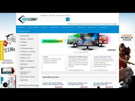 www.datacomp.sk