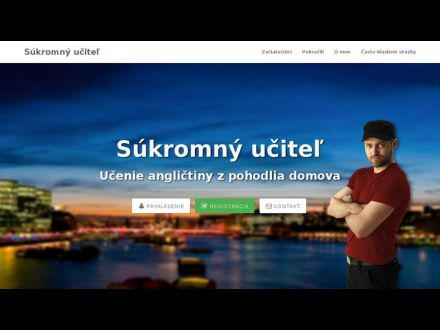 www.sukromnyucitel.sk