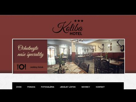 www.hotelkoliba.sk