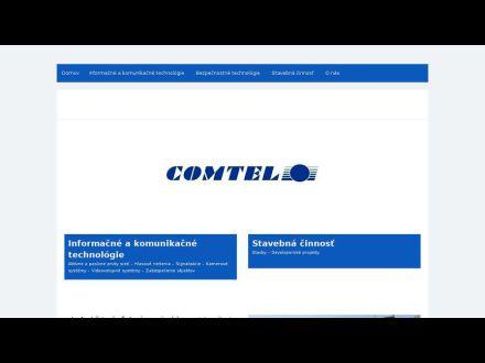 www.comtel-sro.sk