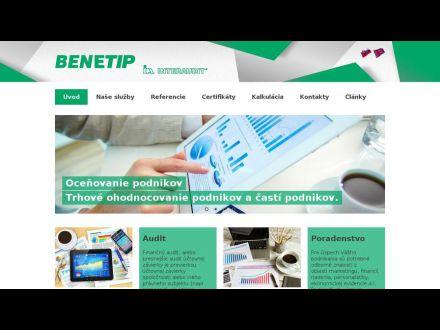 www.benetip.sk