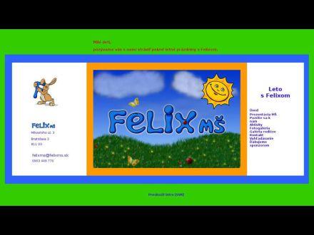 www.felixms.sk