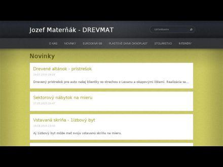 www.drevmat.sk