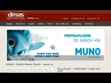 www.dimas.sk