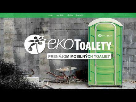 www.ekotoalety.sk