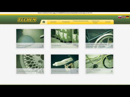 www.elchem.sk