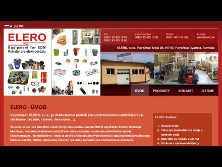 www.elero.sk