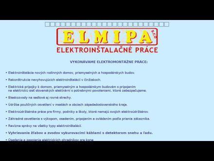 www.elmipa.sk