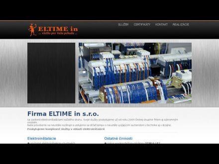 www.eltime.sk