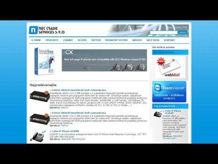 www.net-trade.sk
