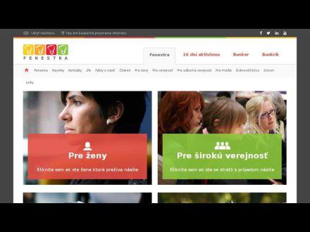 www.fenestra.sk