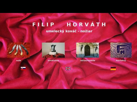 www.filiphorvath.sk