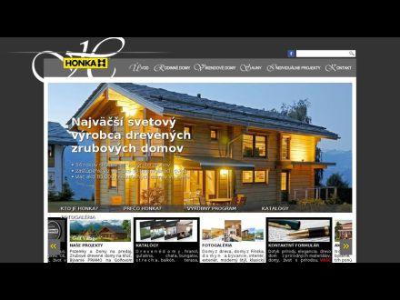 www.honka.sk