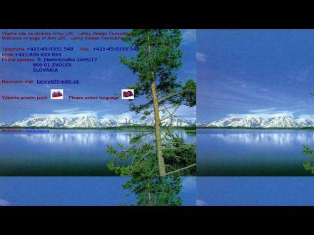 www.firmldc.sk