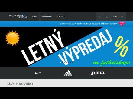 www.futbalshop.sk