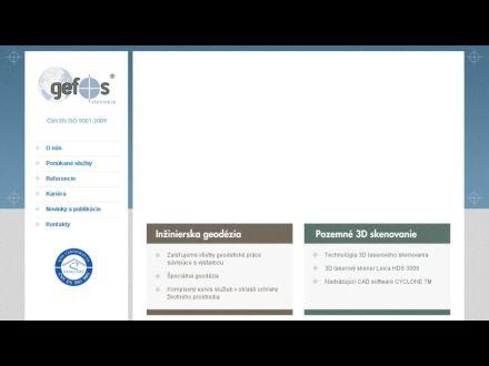 www.gefos.sk
