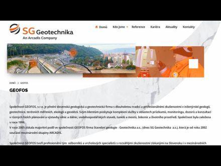 www.geofos.sk